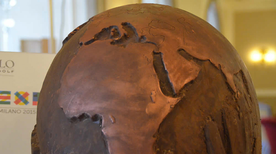 Sculture di Cioccolato