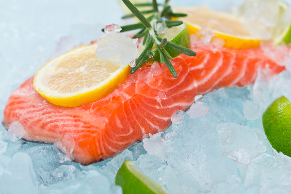 congelare pesce fresco