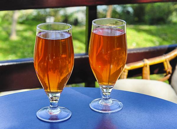 The alla birra
