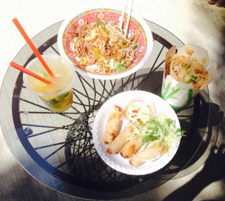 Mangiare ad Expo Vietnam