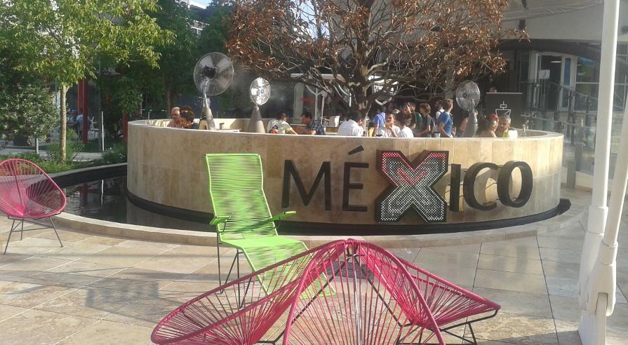 Ristorante Messico Expo