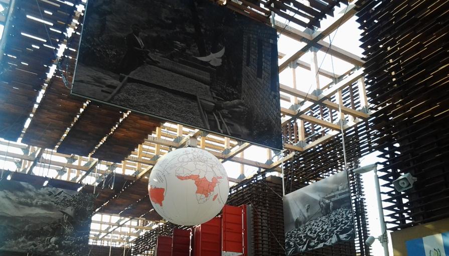 Salgado foto Expo
