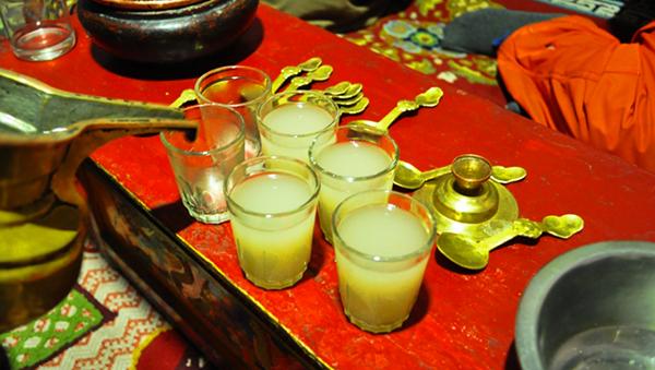 Chhaang birra indigena