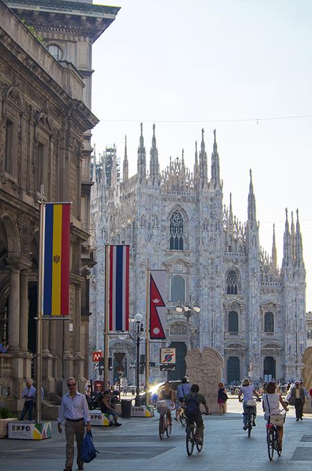 Duomo Milano Expo