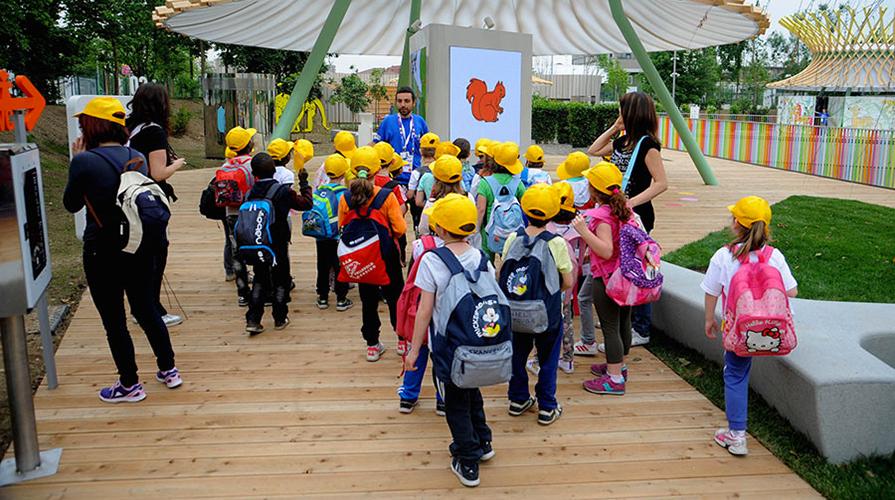 Expo per i bambini