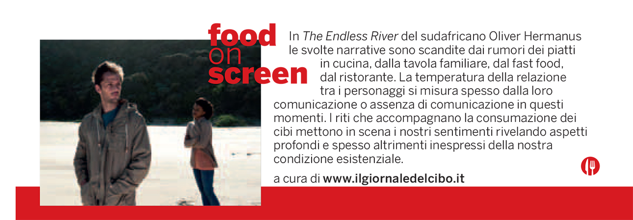 Food on screen 9 settembre