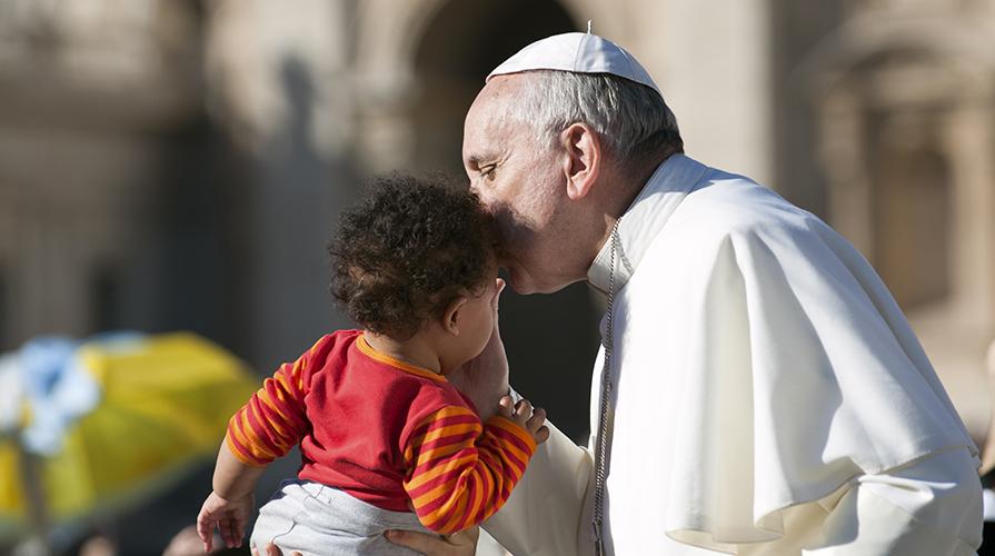 Papa Francesco Enciclica