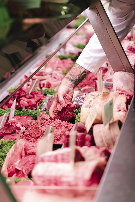 Carne bovina tagli