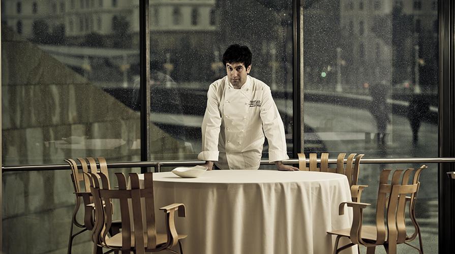 chef Josean Alija