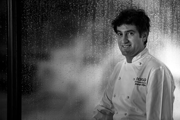 Chef ristorante Nerua