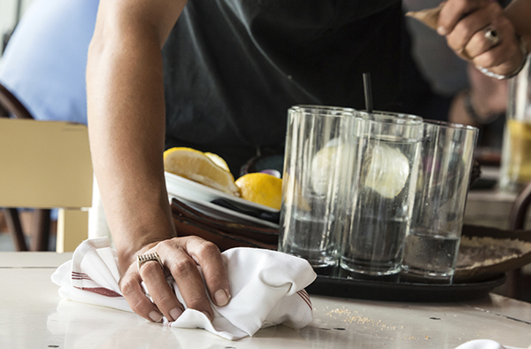 Igiene nei ristoranti