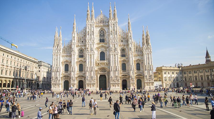 Milano indotto Expo