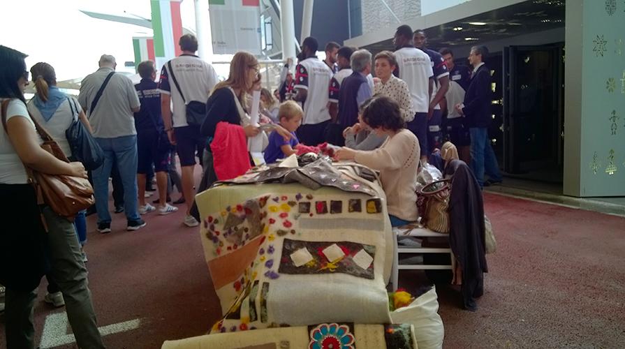 Social Carpet Expo