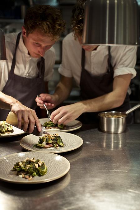 Atelier ristorante a Goteborg