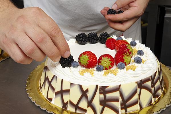 Lezioni di Cake Design