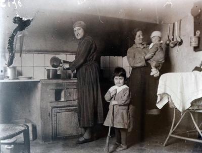 Italiani a tavola famiglia