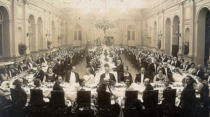Italiani a tavola mostra