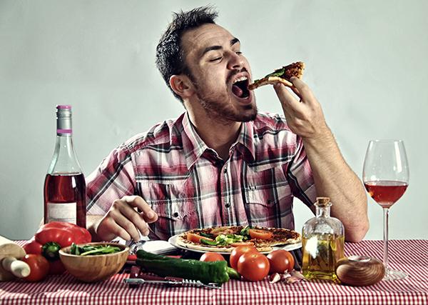 Mangiare a scrocco