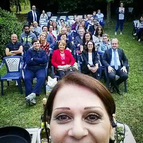 Sonia Peronaci a Sorsi Lab