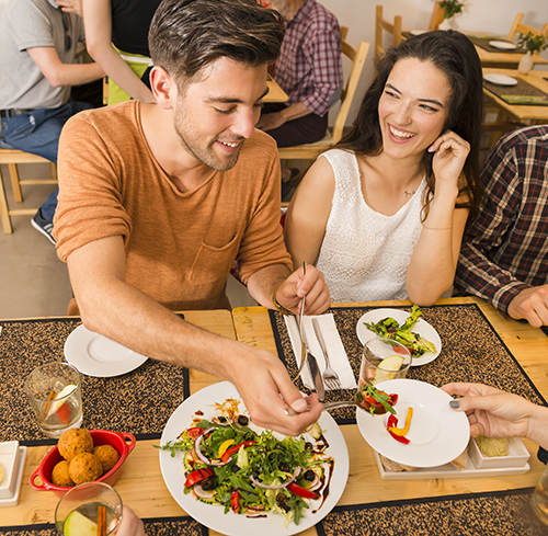 Vegani vita sociale