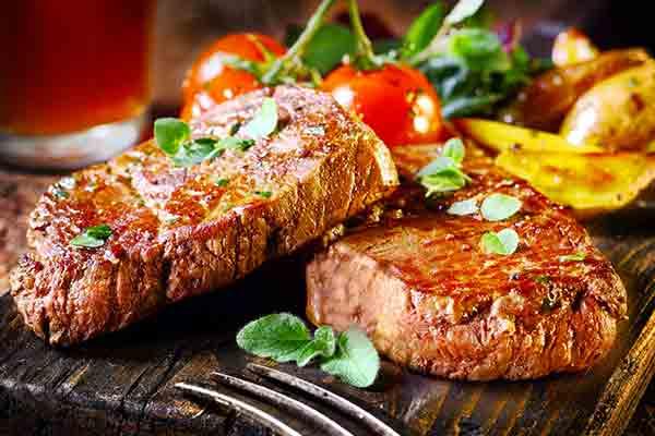 Consumo di carne