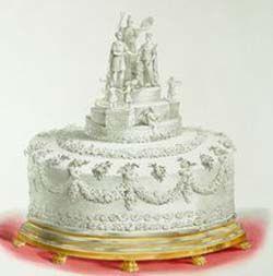 Cake Design la prima torta