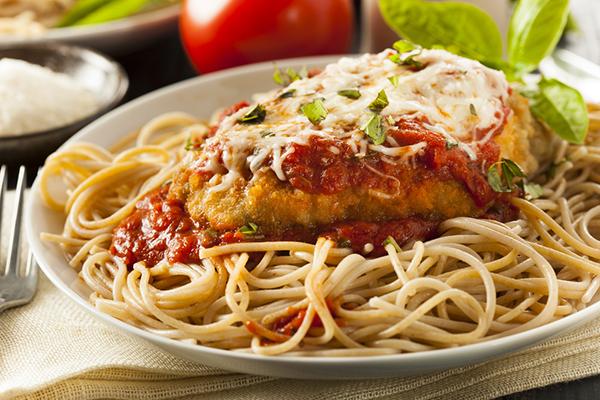 Chicken parmesana