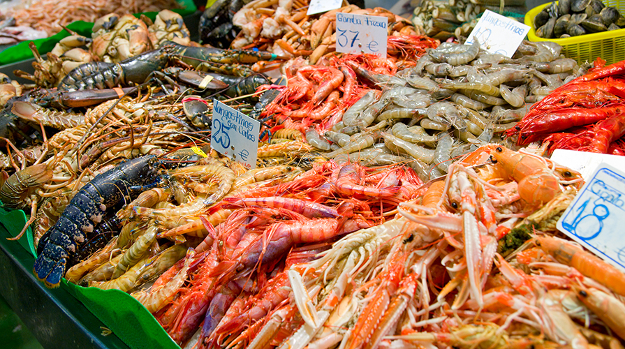Comprare pesce