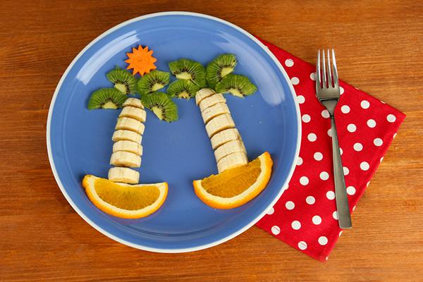 Coreografia frutta