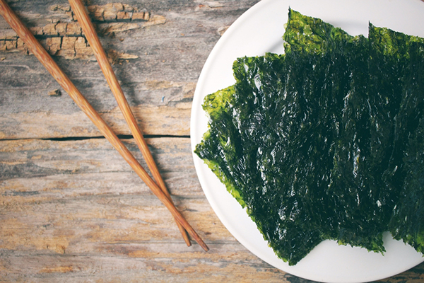 Cucinare le alghe
