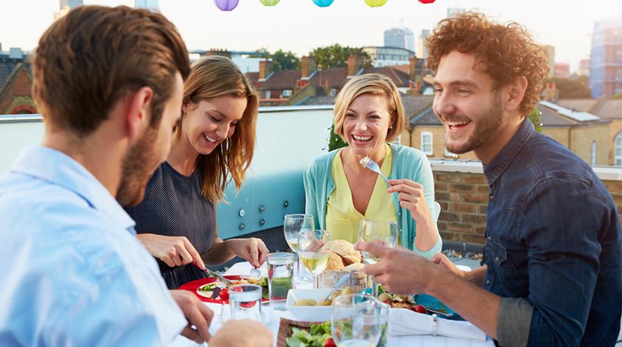 Invitare a Cena un Salentino
