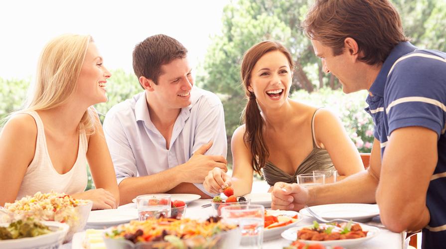 Invitare a cena un reggiano