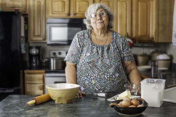 Nonna reggiana