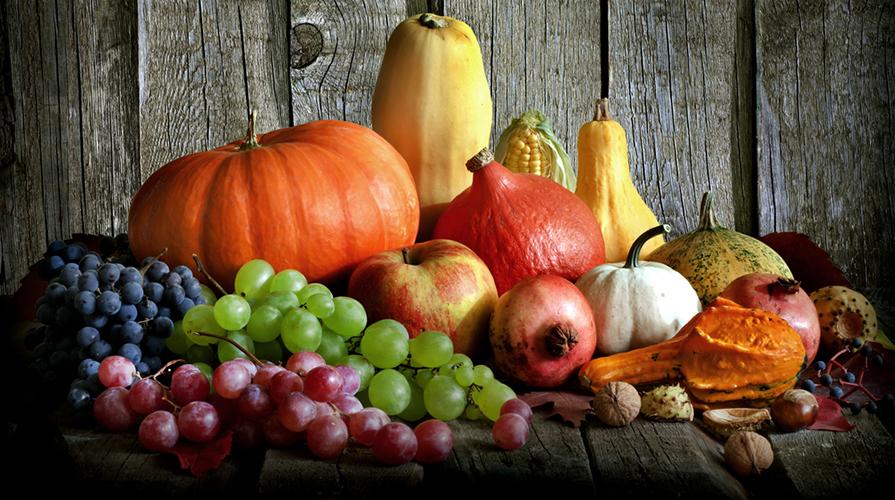 Verdura e Frutta di Stagione Novembre