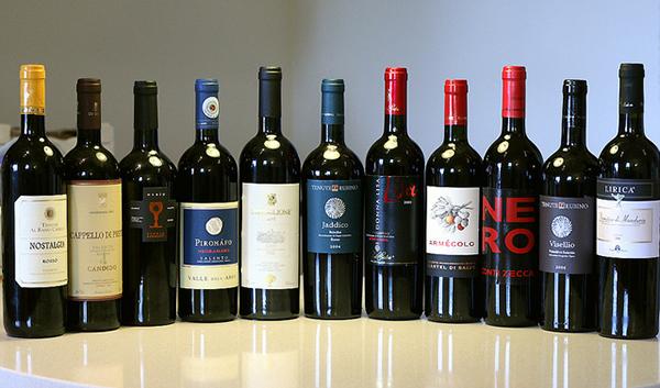 Vini Salentini