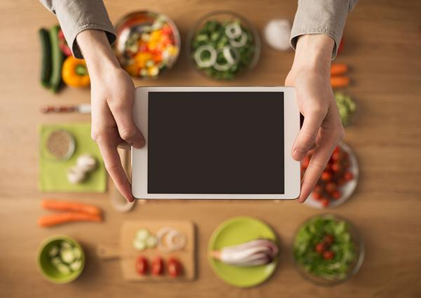App per vegani e vegetariani
