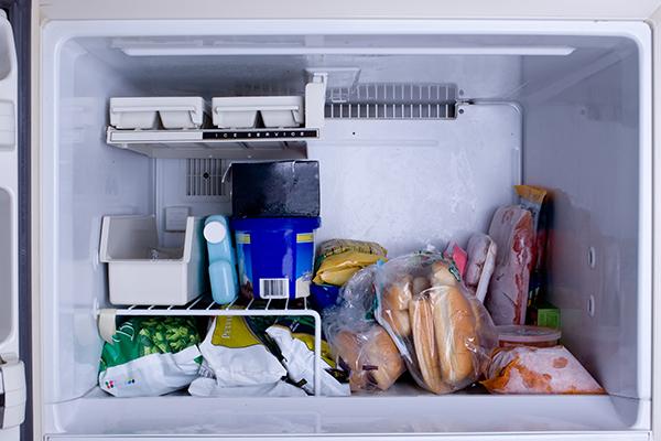 Congelare gli alimenti