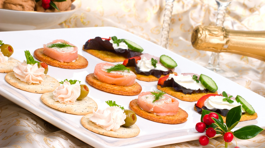 Cenone di capodanno 8 finger food da gourmet for Finger food ricette