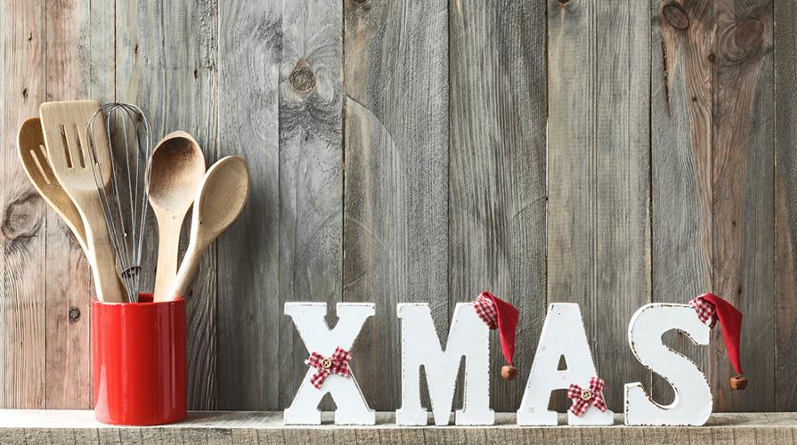 Christmas Chair Covers 4pcs decorazione di Natale Elk cucina ...
