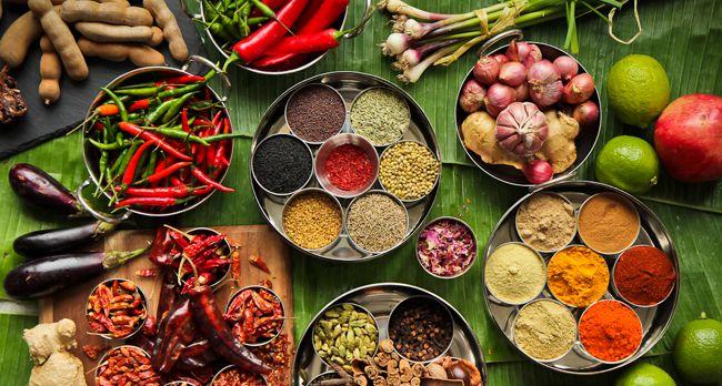 India ristoranti vegan