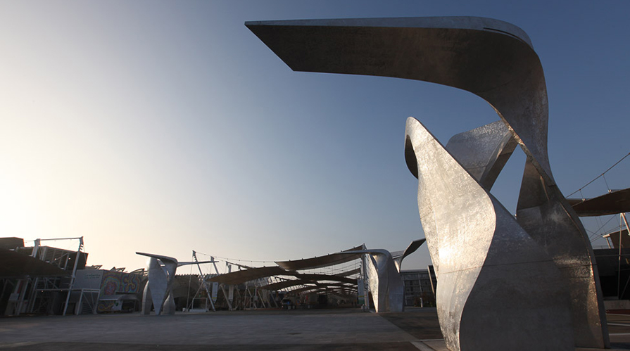 Disallestimento Expo