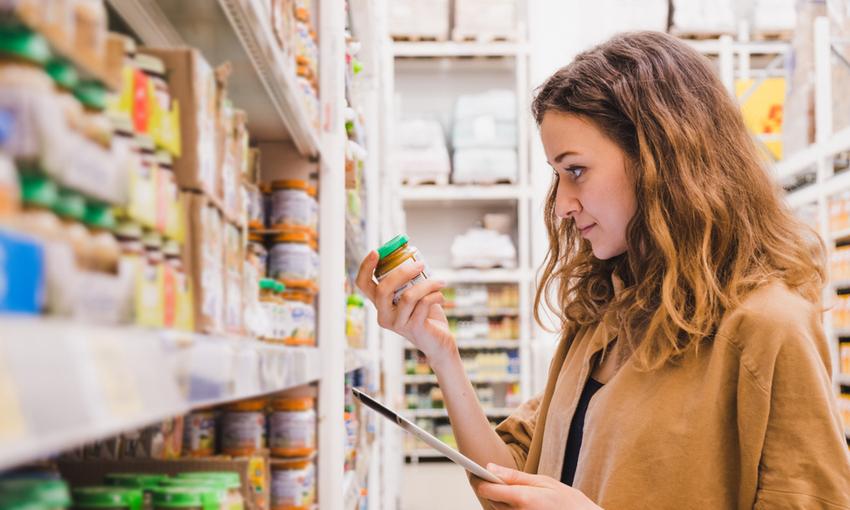 etichetta additivi alimentari