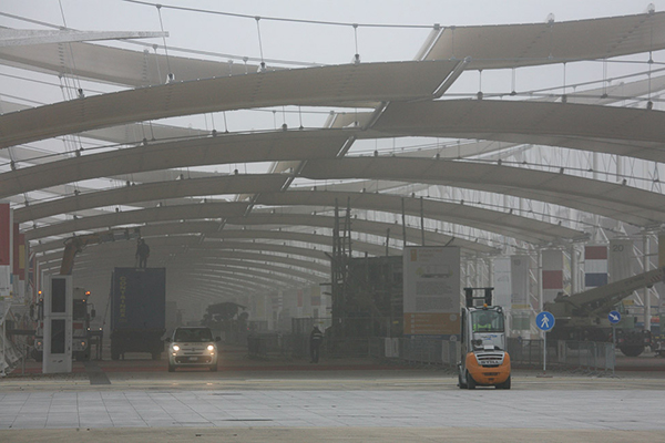 Expo disallestimento