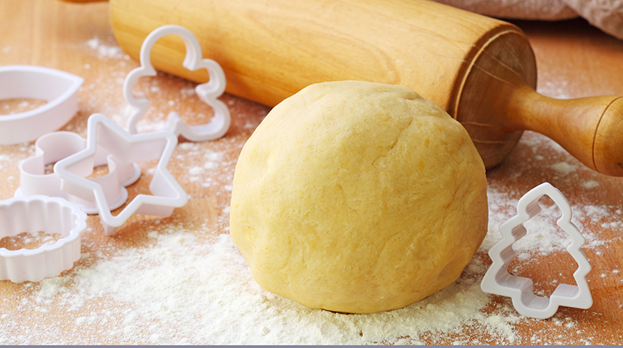 Ricetta Pasta Frolla Impastata A Mano.Ricetta Pasta Frolla Il Giornale Del Cibo