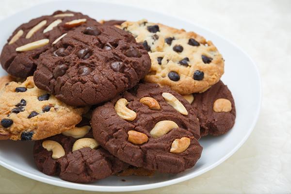 Biscotti senza lattosio