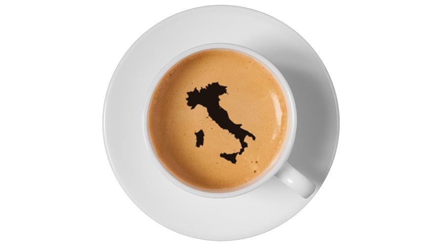 Caffè consumi Italia
