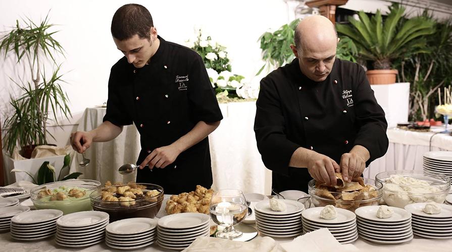 Filippo Cogliandro cena