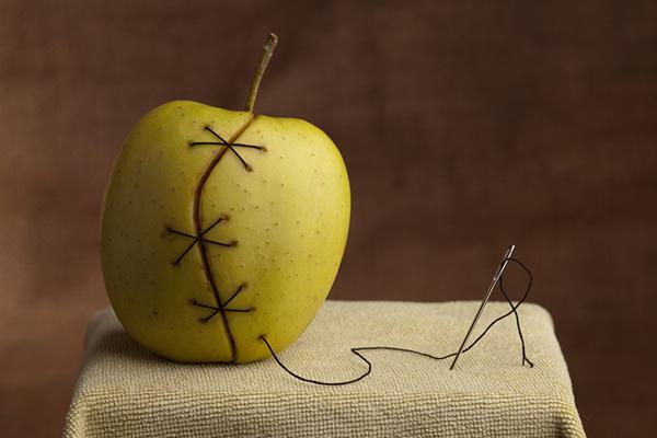 Frutta ogm