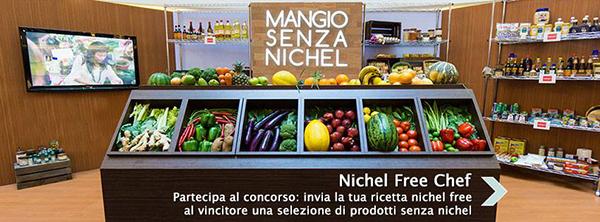 Mangio senza Nichel