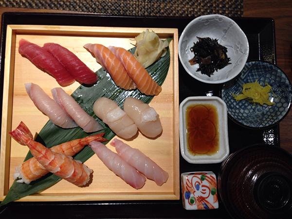 fukurou sushi